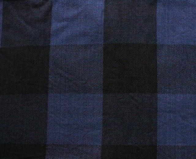 BIGMIKE ビッグマイク ヘビーネルシャツ