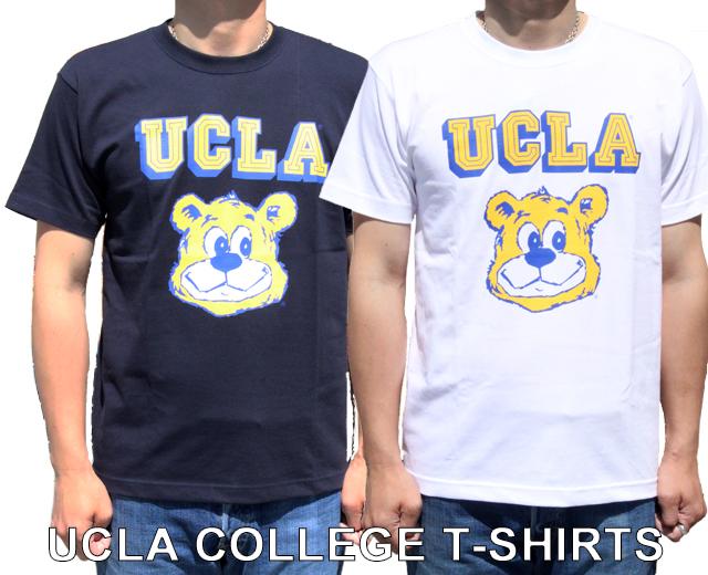 UCLA ロゴ Tシャツ