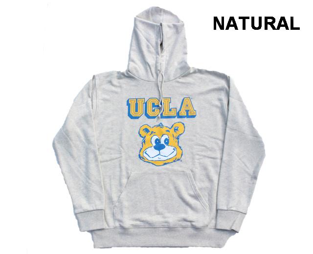 UCLA ロゴ パーカー