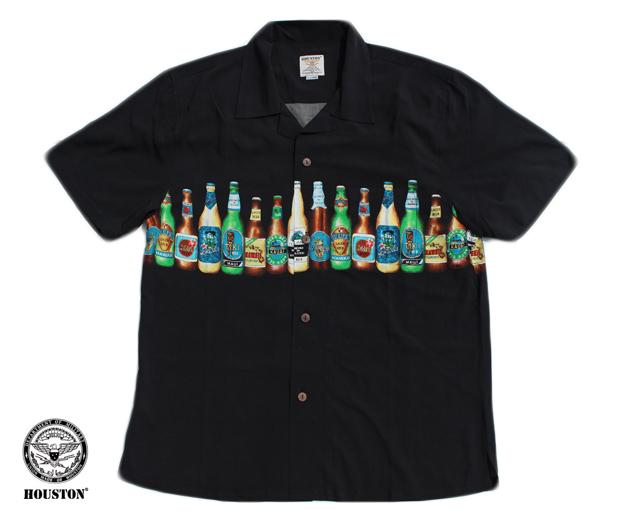 ヒューストン アロハシャツ ギビール