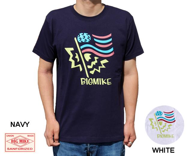 BIGMIKE FLAG Tシャツ