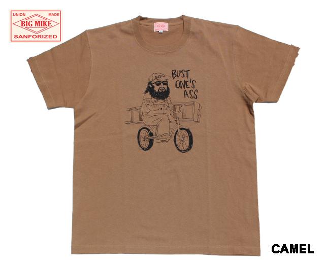 BIGMIKE ビッグマイク Tシャツ