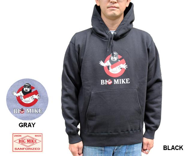 BIGMIKE ビッグマイク オジサンパーカー
