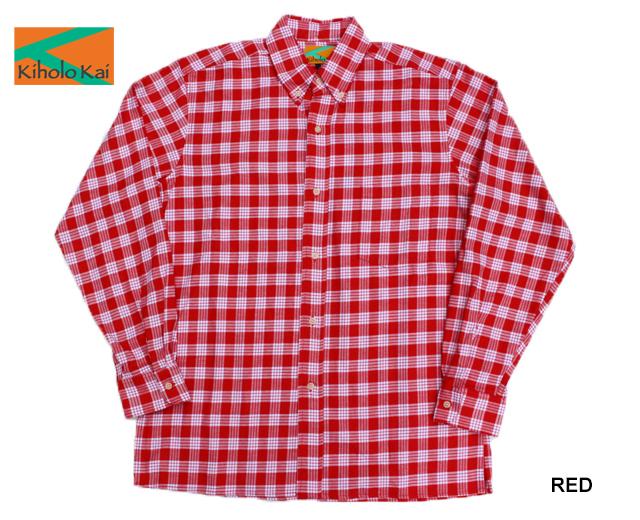 キホロカイ 長袖 パラカシャツ
