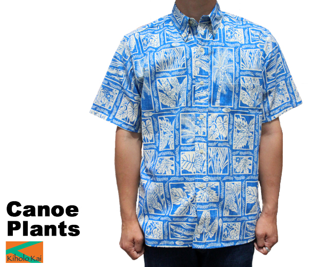キホロカイ アロハシャツ ハワイ製