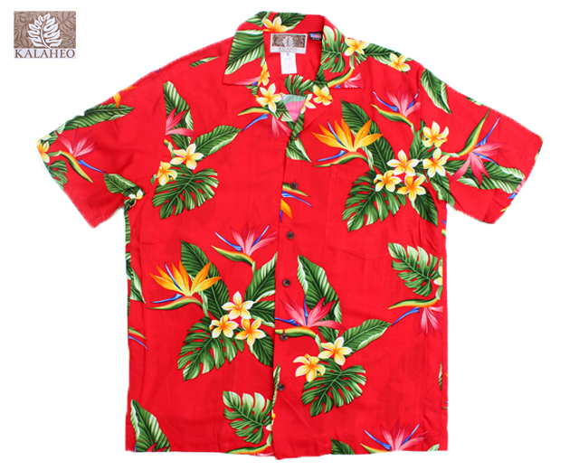 KALAHEO カラヘオ アロハシャツ ハワイ製