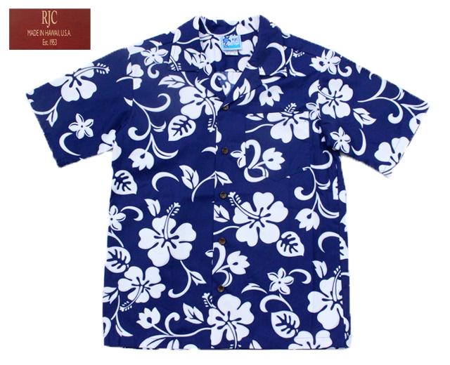 RJC アロハシャツ ボーイズ ハワイ製