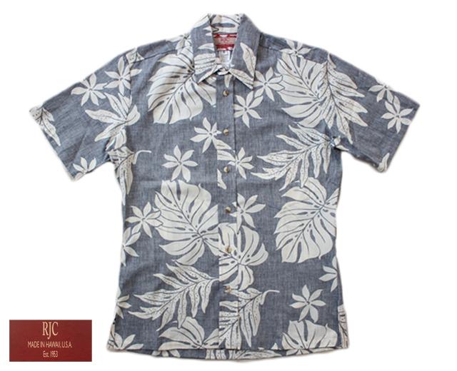 RJC アロハシャツ メンズ ハワイ製
