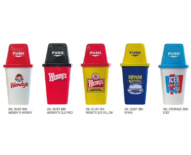 アメリカン雑貨 ゴミ箱