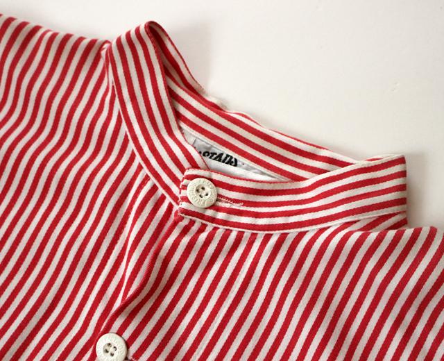 衿,襟,スタンドカラー