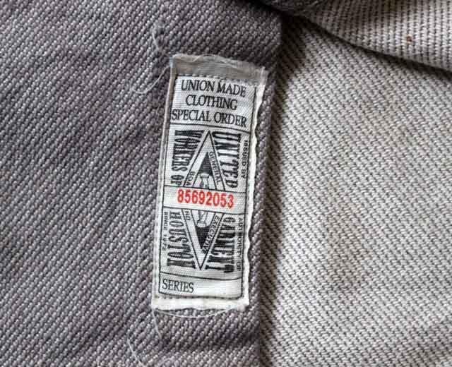 ヒューストン,ネルシャツ,ユニオンチケット,ワークシャツ,