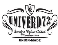 UNIVERD72ロゴ