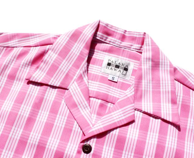 パラカハワイ パラカシャツ 長袖