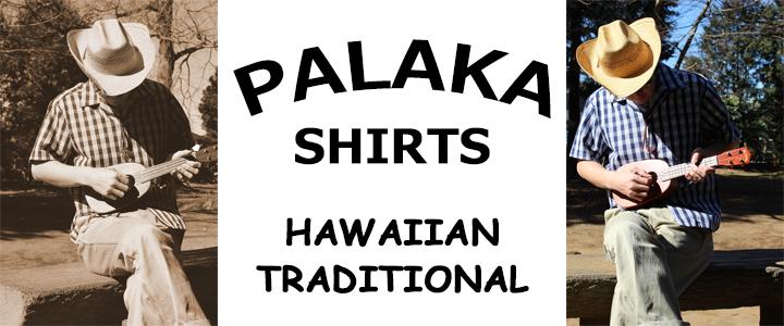 パラカシャツ,PALAKA